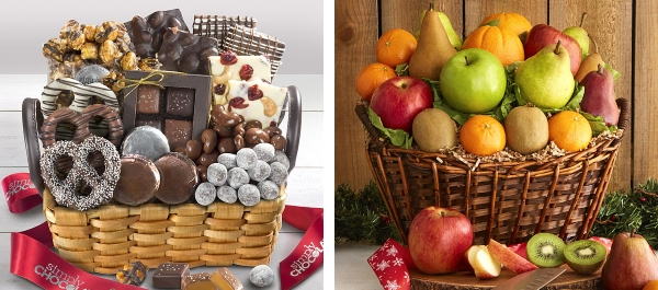 Get a discount on gift baskets from 1 800 Baskets!