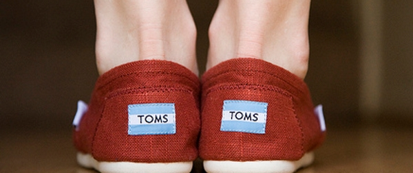 TOMS Shoes Education Discount